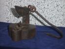 Лампа Бахмутка. конец 19-го - начало 20-го в. Автор фото В.Н. Плеханова